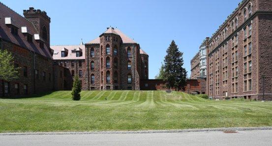 Exterior grounds